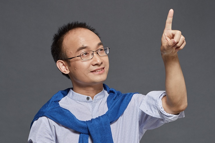 Huang Yunsong, CEO of QingCloud