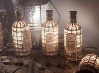 伏特加用酒瓶出了款灯具,我真的是醉了|周末酷生活