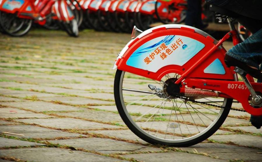 杭州共享單車整治行動不斷加碼,胡亂停放罰款10元
