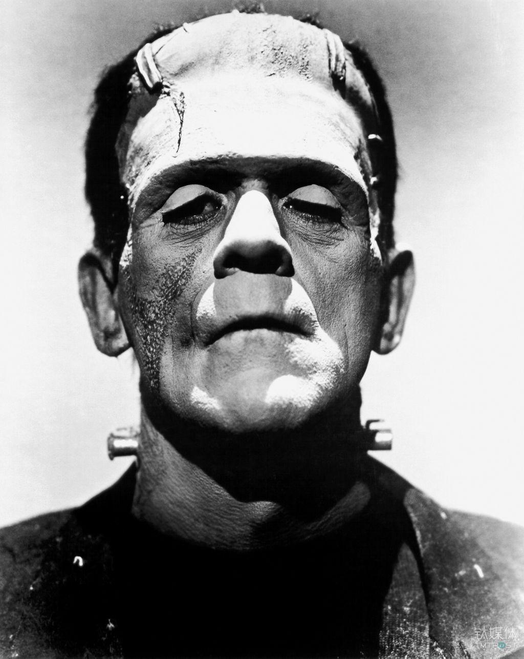 30年代好莱坞电影中的弗兰肯斯坦形象