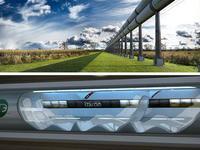 【钛晨报】HTT发布超级高铁乘客舱原型视频,或将明年在加州开放轨道