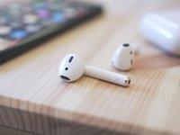 【钛晨报】苹果申请新专利,AirPods或将具备运动检测功能