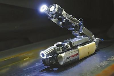 蝎形机器人