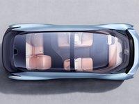 蔚来在美国发布首款全自动驾驶概念车EVE |钛快讯