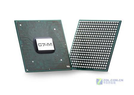 威盛C7-M处理器携台湾产业链打开上网本市场