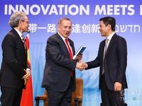 言必谈AI的李彦宏对话以色列总理:人工智能才是这个时代的主菜