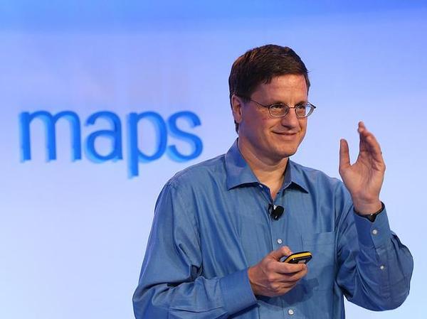 Uber 地图和商业平台副总裁Brian McClendon