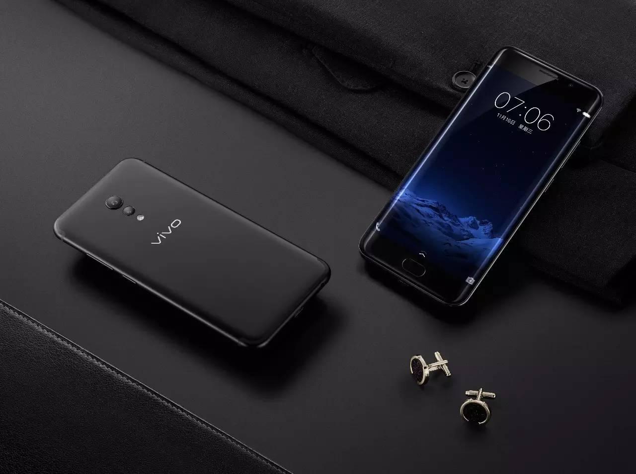 vivo发布Xplay 6磨砂黑,你会为手机颜色买单吗?| 钛快讯