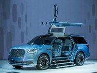 """号称""""媲美头等舱体验"""",林肯概念车打算这样定义豪华SUV"""