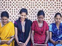 印度手机应用市场年增长率达43%,最偏爱娱乐类应用
