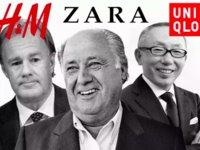 各施手段,H&M、UNIQLO与ZARA的快时尚品牌鏖战
