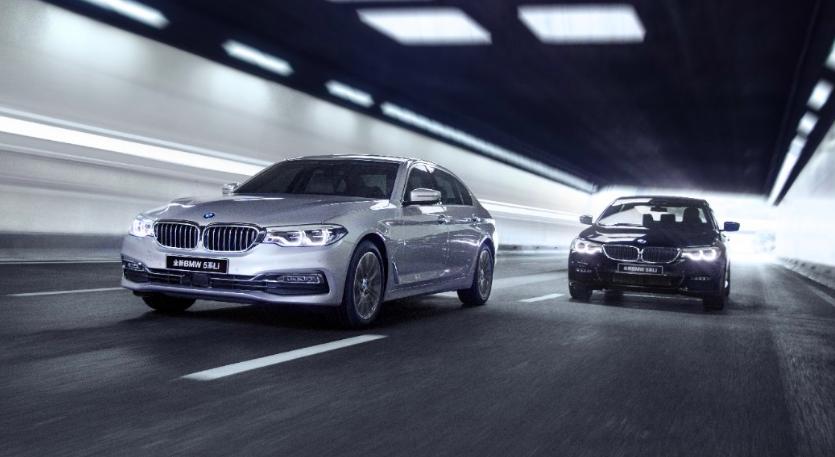 新BMW5系Li