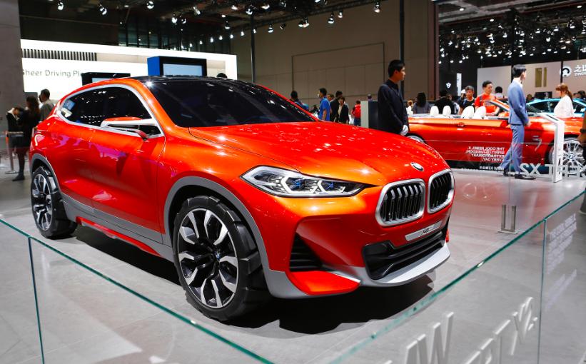 BMW X2概念车