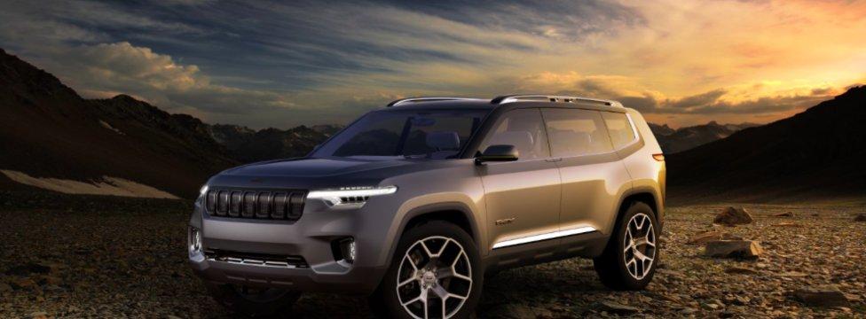 """继续揭秘Jeep云图,这些可能是它引领下一代SUV的""""四种武器"""""""