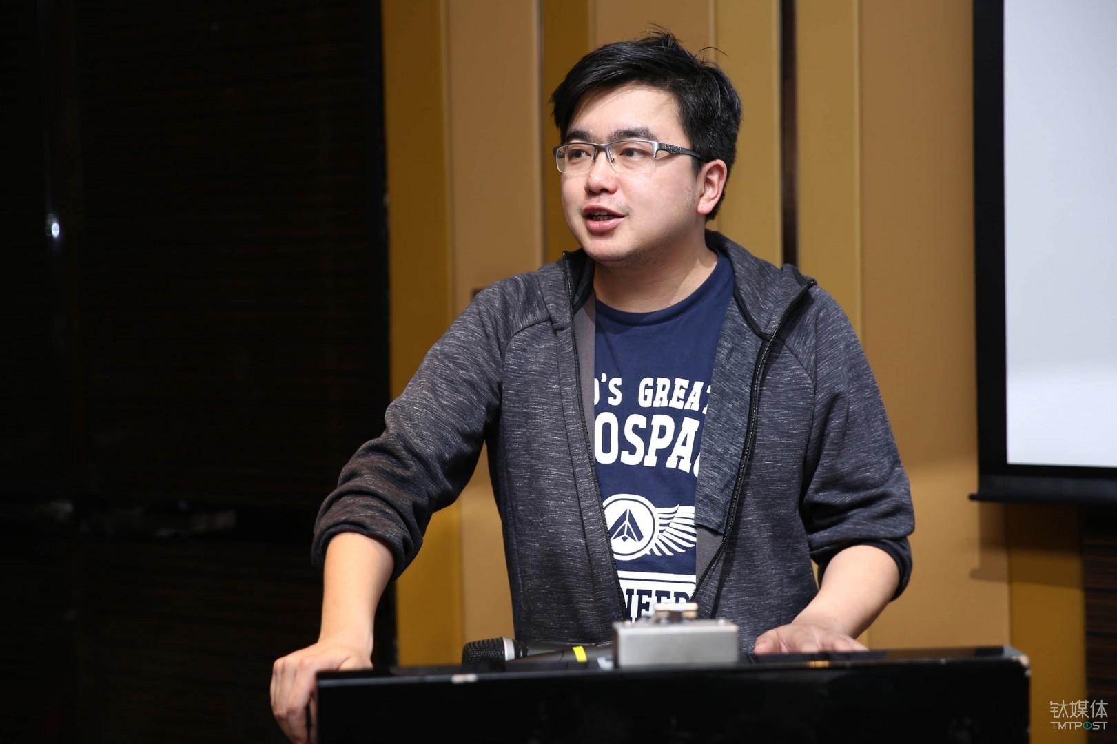天仪研究创始人兼CEO院杨峰。图片来源/天仪研究院