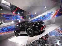 捷豹路虎全系产品亮相上海车展,意图夺取高端市场高地
