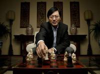 """联想要""""破茧"""",杨元庆便讲起了AI的故事"""