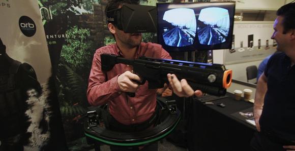 当我们有了有线VR头显,我们就想要无线VR头显,当我们有了触摸控件,我们就像要更精准的指尖追踪,当我们有了指尖追踪,我们又想要更精确的触觉反馈。