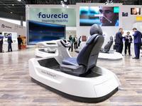 这一款汽车智能座舱,不仅有人机交互,还能感知你的喜怒哀乐