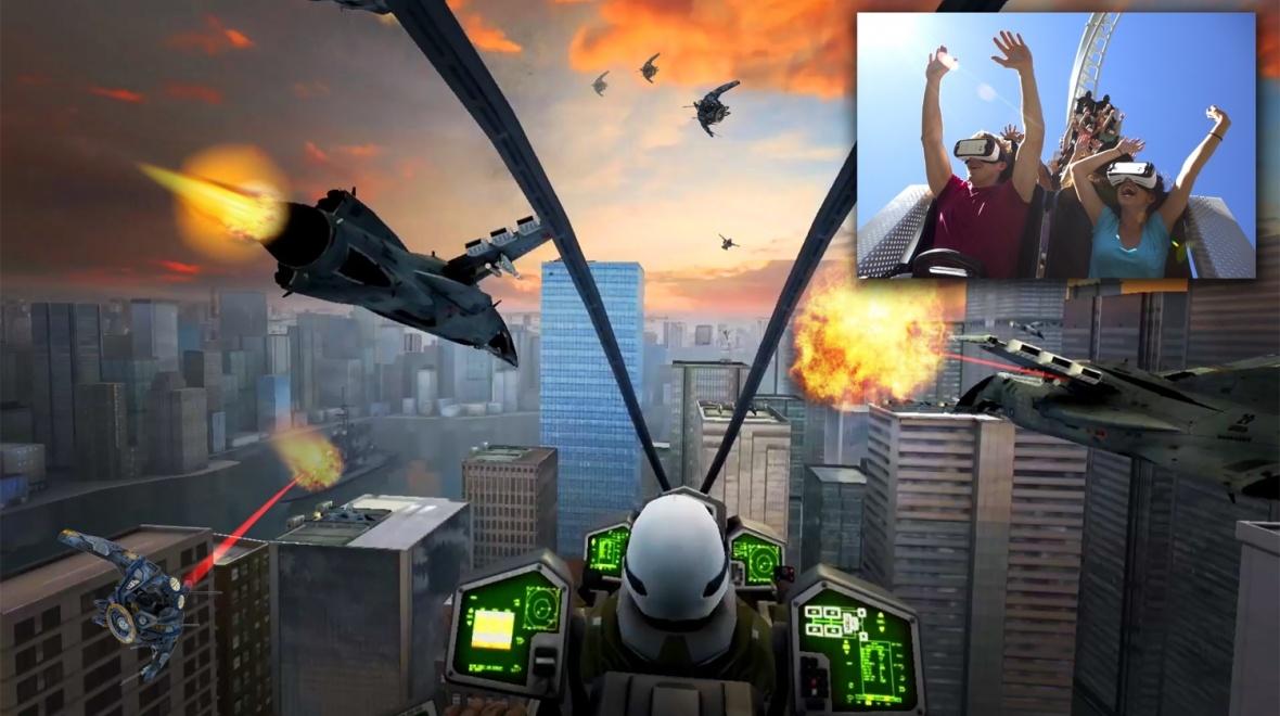 动画帝国迪士尼,为什么突然对VR如此热衷?