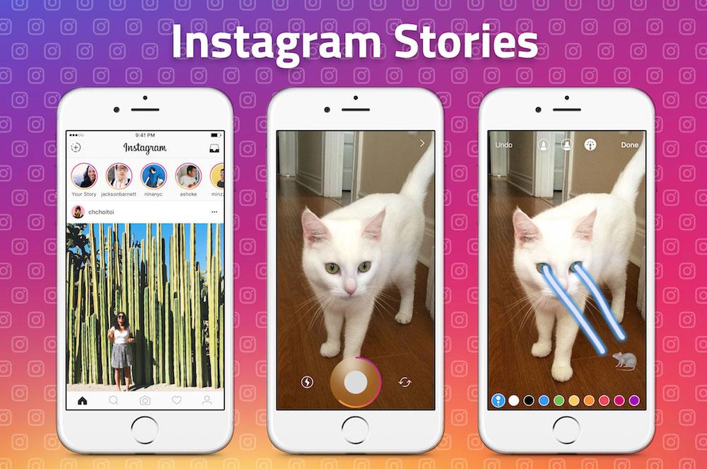 Instagram 于4月14日宣布,Stories 的用户数已经达到了 2 亿,这意味着抄完这个功能之后,Instagram只用了8个月的时间就在用户数上超过了Snapchat。而后者的 Stories 目前每天有 1.58 亿人在使用。