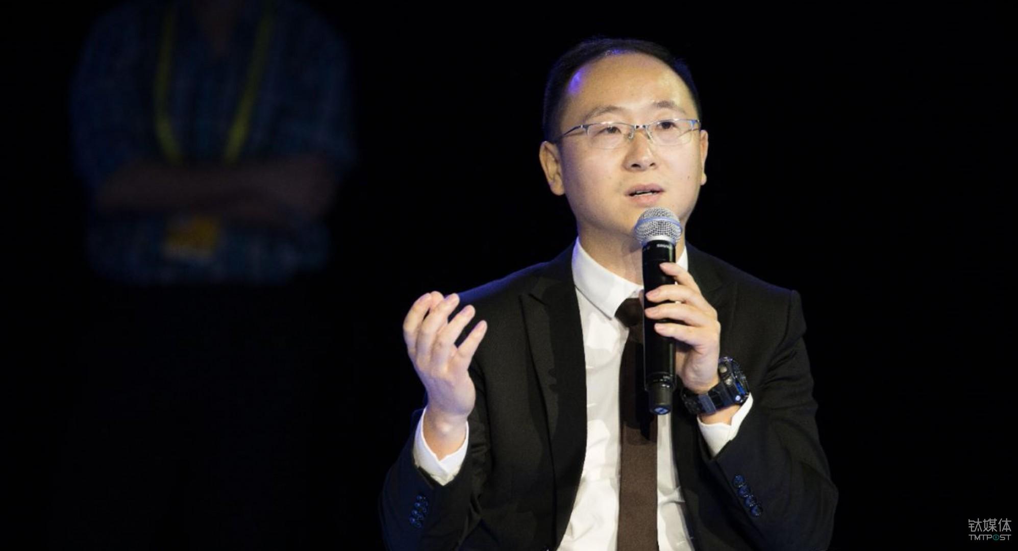 蚂蜂窝CEO陈罡