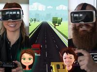 一家瑞士公司的面部表情技术,或能提高VR的沉浸感