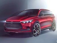 比亚迪王朝概念车首次亮相,「电动·未来」计划也有了新进展