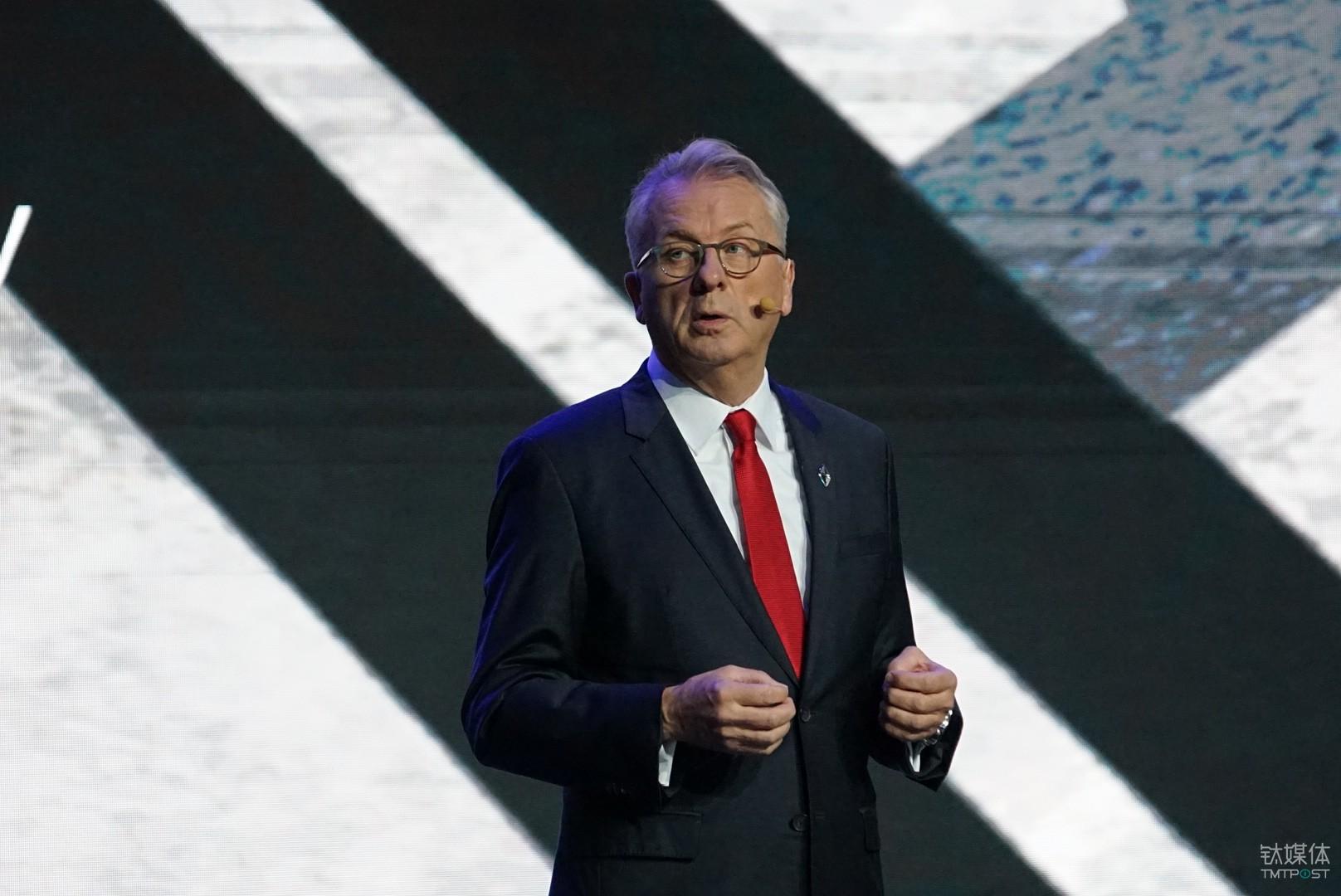 德国宝沃汽车集团管理委员会主席及全球CEO华立新