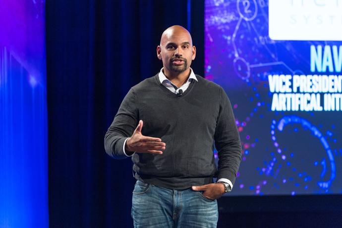 Nervana CEO Naveen Rao