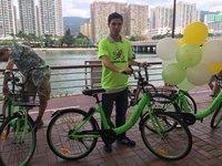 【钛晨报】香港也有共享单车了,每半小时租金5港元