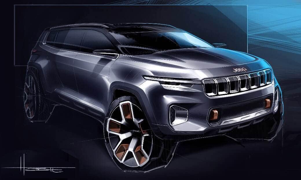 Jeep云图概念车