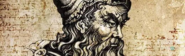 图丨古罗马建筑师维特鲁威(Vitruvius Pollio)