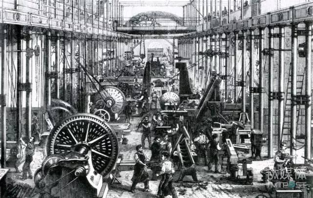 图丨工业革命