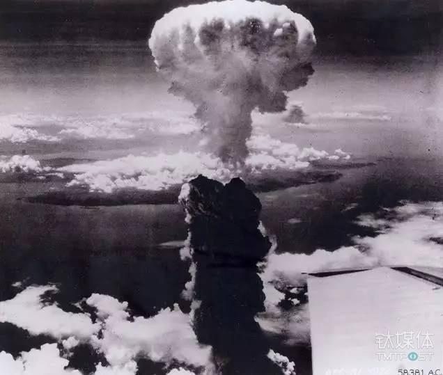 图丨原子弹结束战争