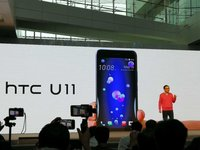 HTC带来旗舰手机 U11,边缘压感触控成亮点