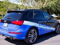拉上宝马、德尔福等伙伴,英特尔硅谷无人驾驶实验室迎来处女秀