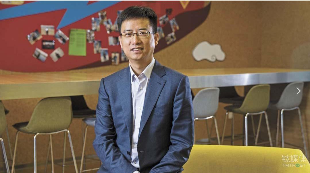 Hu Xiaoming, VP of Alibaba Group and president of Aliyun