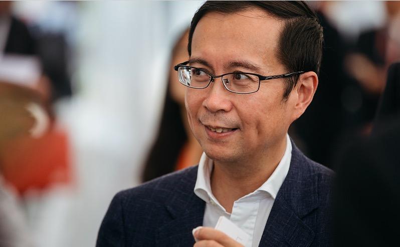 阿里巴巴集团CEO 张勇,来源:视觉中国