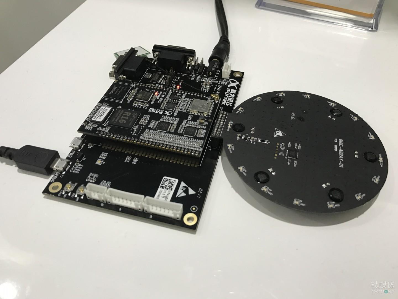 叮咚音箱所用的远场识别技术和麦克风阵列