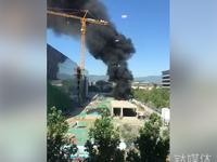 腾讯北京总部大楼起火,回应:工人操作不当,无人员伤亡   钛快讯