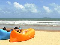 一个随身携带的沙发床,让你躺遍四海八荒