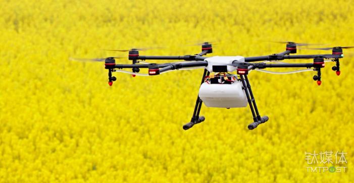 大疆在北京低调发布了一台农业植保无人机 MG-1S