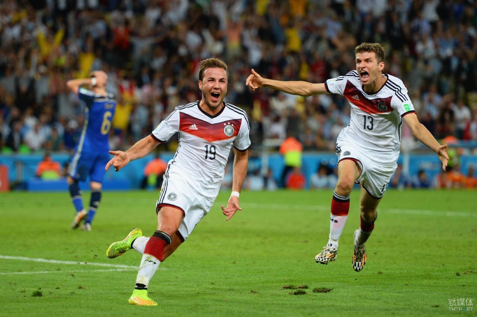 阿根廷和巴西在2014年世界杯上的失利背后有着更深层次的原因
