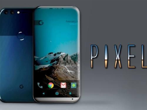 流传的Pixel 2渲染图