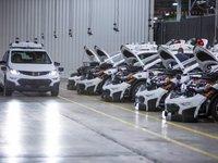 自动驾驶车也能批量生产了,通用首批130辆自动驾驶车下线 | 钛快讯