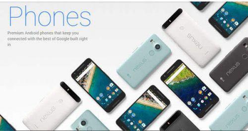 此前的Nexus系列