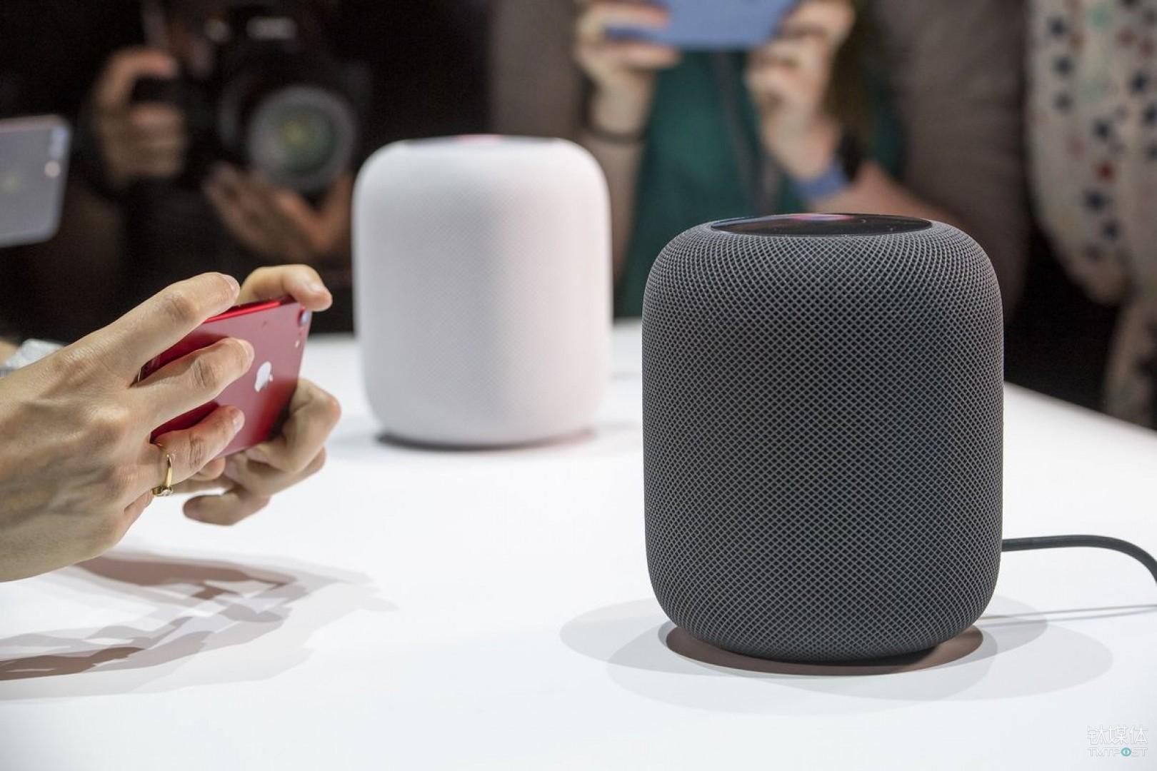 传说已久的苹果 HomePod 问世,智能音箱的选手已悉数到场-钛媒体官方网站