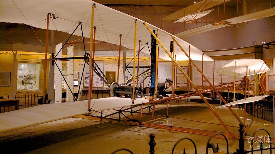 莱特兄弟飞行器原型
