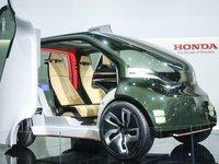 Honda智能新概念:用一种做人的情,打造一款人坐的车